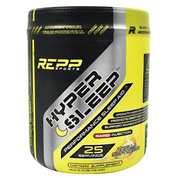 REPP Sports 9450018 Hyper Sleep Dietary Supplement Vanilla - 25 Per Serving