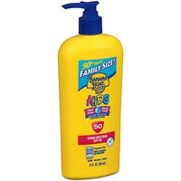 Banana Boat Kids Sunscreen Lotion, SPF 50 Fragrance Free 12.0 fl oz(pack of 6)