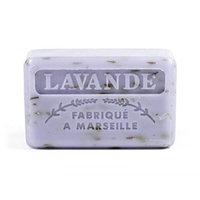 Foufour 125G Savon De Marseille Soap - Lavender Flowers