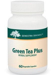 Green Tea Plus 60 caps by Seroyal - Genestra