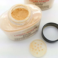 Matte Face Loose Powder, Oil Control Setting Powder Long Lasting Luxury Beauty Make up