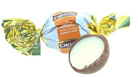 Vergani Italian Milk Chocolate Pralines w/ Caramel Cream (1.250 Lbs)