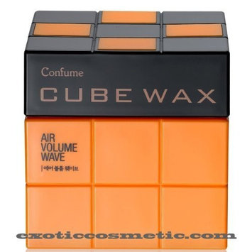 Confume Cube Hair Wax - Air Volume Wave by Welcos