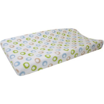 Lambs & Ivy Bedtime Originals Jungle Buddies Changing Pad Cover