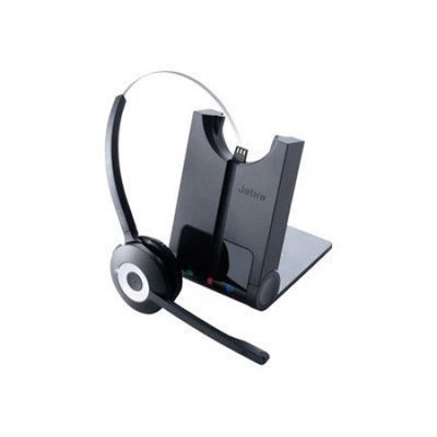 Jabra GSA PRO 930 Monaural Noise Cancelling WL Headset TAA Compliant