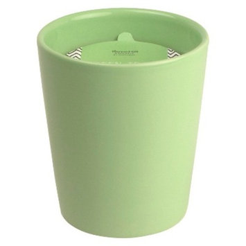 Ceramic Container Candle Green Tea & Grasses 8oz - Vineyard Hill Naturals by Paddywax®