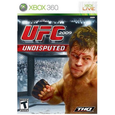 Yuke's Co. Ltd. Ufc 2009 Undisputed (Xbox 360) - Pre-Owned
