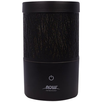 NOW Foods Now® Solutions Ultrasonic Metal Touch Oil Diffuser -- 1 Diffuser