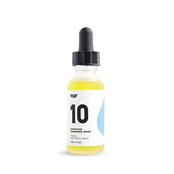 10 Sensitive skin face oil