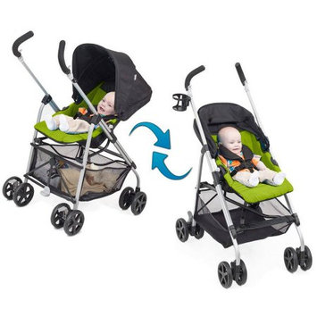 Goodbaby Child Products Pingxiang Co., Ltd Urbini Reversi Stroller, Apple