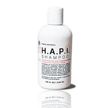 HAPI SHAMPOO: VEGAN MOISTURE-RICH FOAMING CLEANSER