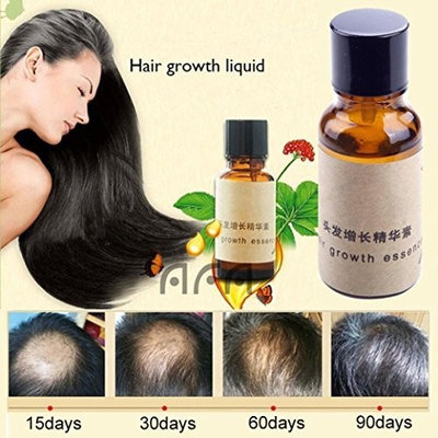 Most Effective Asia's No.1 Hair Growth Serum Oil 100% Natural Extract