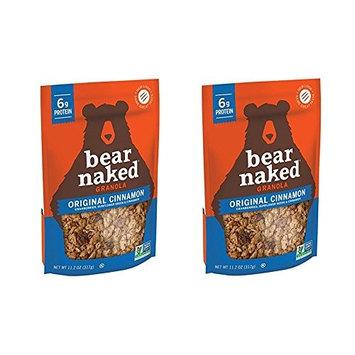 Bear Naked Original Cinnamon Protein Granola, 11.2 Ounce (Packaging May Vary)