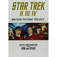 Paramount - Uni Dist Cor Star Trek-Motion Picture Trilogy DVD