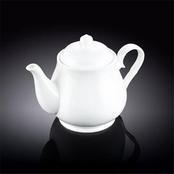 Wilmax 994019 1150 ml Tea Pot White - Pack of 12