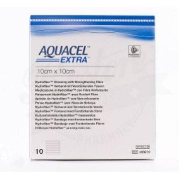 Hydrofiber Dressing Aquacel Extra Hydrofiber Technology 4 X 5