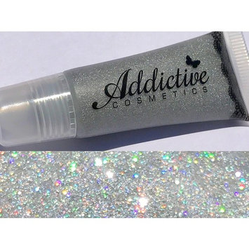 Glitter Lip Gloss STARDUST Lip Junkie- Thick and Rich- Non Sticky Vegan Friendly and Cruelty Free Formula- Made in the USA