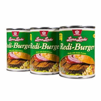 Loma Linda - Vegan - Redi-Burger (19 oz.) (Pack of 3) - Kosher