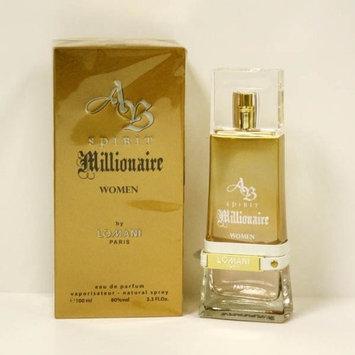 AB Spirit Millionaire Lomani 3.3 Eau De Parfum Spray Woman