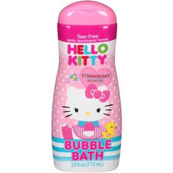 Hello Kitty Strawberry Scented Bubble Bath, 24 fl oz