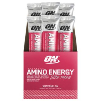 Amino Energy Watermelon - WATERMELON (1.9 Ounces Powder) by Optimum Nutrition at the Vitamin Shoppe