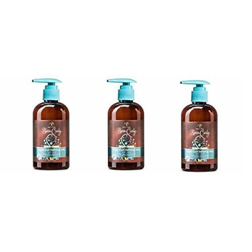 [PACK OF 3] AS I AM BORN CURLY ARGAN CURL DEFINING JELLY SOFT HOLD 8 OZ