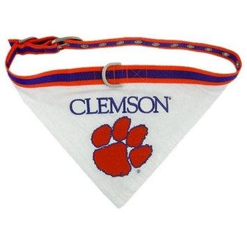Pets First Inc. Clemson Tigers Bandana - Large