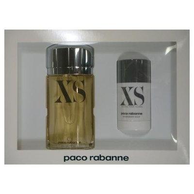 XS ~ Paco Rabanne ~ Men 3.4 oz Eau de Toilette Spray