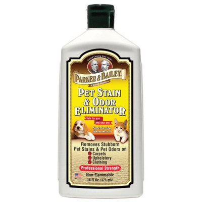 Parker Bailey Pet Stain & Odor Eliminator 16oz
