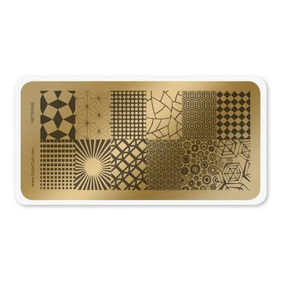 Color Club Stamping Plate Patterns