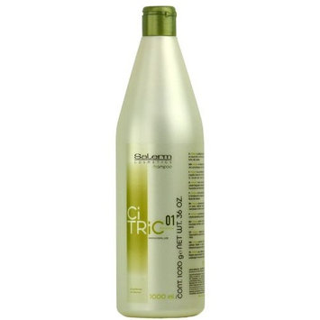Salerm Citric Balance 01 Shampoo - 36 oz / liter