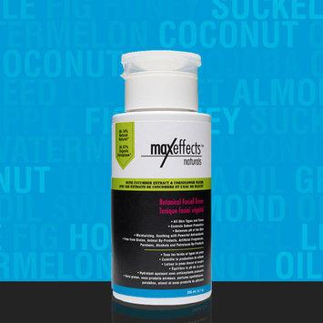 Max Effects Naturals Botanical Facial Toner 6.7 oz