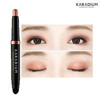 KARADIUM Shining Pearl Smudging Eye Shadow Stick, 1.4 g, #9 Rose G