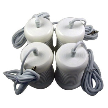 Four (4) Arrays for Ionic Detox Foot Baths