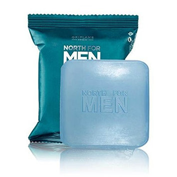 Oriflame North for Men Artic Pro-Defence w/ Zinc Original Soap Bar