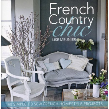 F & W Publications David & Charles Books-French Country Chic