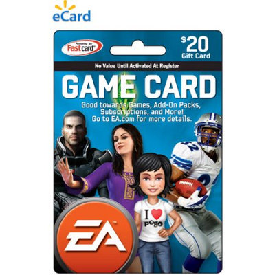 Interactive Communications EA $20 eCard (Email Delivery)