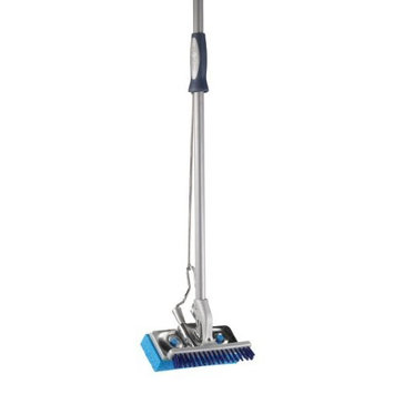 Mr. Clean 446854 Butterfly Mop with Scrub Brush
