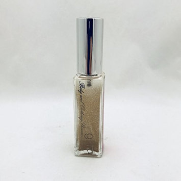 Soular Therapy Champagne Glitz Glitter Spray for Body, Hair & Clothes