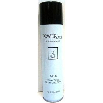Power Plus NC-5 Power Hair Spray 10 oz.