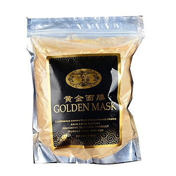 24K GOLD 1000g Active Face Mask Powder Yue Ji gold soft film powder soft film powder whitening light film