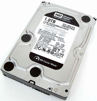 Western Digital Caviar Black WD5002AALX 500GB Internal Hard Drive