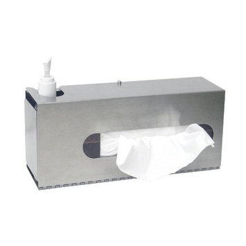 Omnimed 304000 Sanitation Glove Box Holder