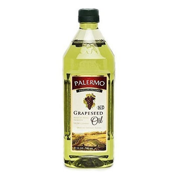 Palermo Grapeseed Oil, 32 Fluid Ounce