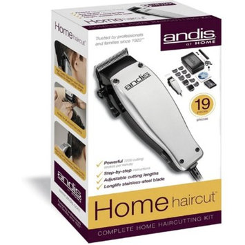 Andis Clippers At Home 19-Piece Complete Home Hair Cutting Kit 1 ea (Pack of 4)