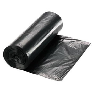Bunzl Distribution BUN 61609021 38 x 58 in. 55-60 gal 1.5 mic LD Black Liner Box of 10 - 10 Box per Case