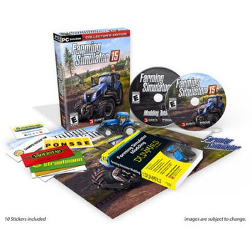 U & I Entertainment Farming Simulator 15: Collector's Edition - Windows