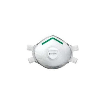 SAF-T-FIT PLUS P100 RESPIRATOR WITH FULL FACE NOSE SEAL AND VALVE