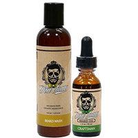 Don Juan Beard Wash & Oil Craftsman Essential Kit