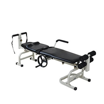 Vinmax Foldable PortableTherapy Massage Bed,Cervical Spine Lumbar Spine Traction Bed Therapy Massage for Low Back Pain for Facial SPA Bed & SPA Therapy & Beauty Salon